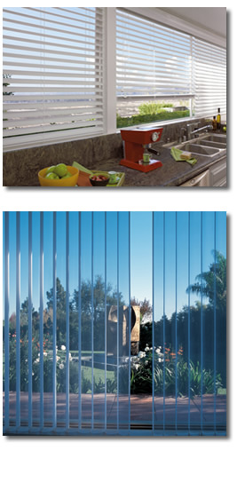 window and door blinds and shades, window treatments in San Diego.